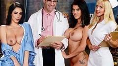 hornige dreier gruppe an der klinik
