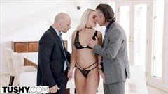 tushy alexis intensiven anal double penetration
