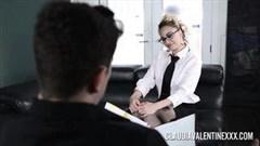 unersättlichen sex mit der frau im büro