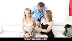 Mama Tochter gefickt Papa